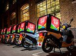 ALEX BRUMMER: Who will get to takeaway the £5bn British takeaway?