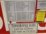 Coles is sued over claims it sells smokes under cost price to push tobacconists out of business