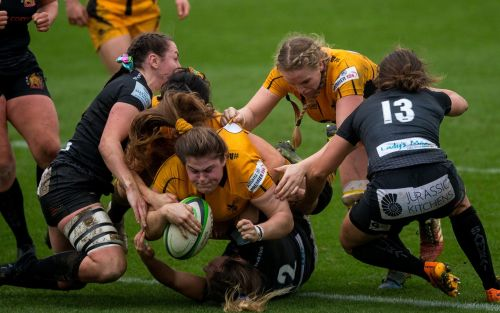 Wasps coach Giselle Mather reiterates calls for Premier 15s to be televised