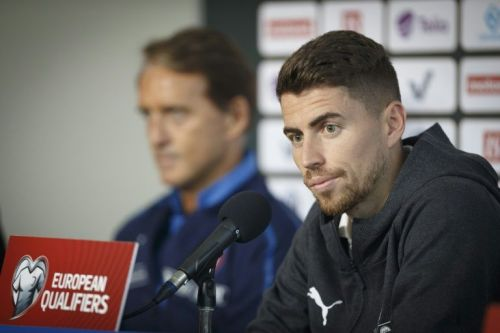 """""""Are you trying to bring me bad luck"""" - Jorginho not happy when this amazing stat is mentioned"""