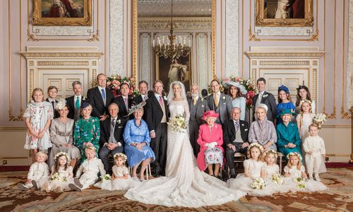 Lady Gabriella Windsor and Thomas Kingston release must-see official wedding photos