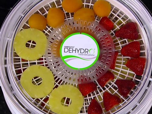 This inexpensive food dehydrator is a low-stakes commitment for delicious homemade jerky, fruit leathers, and more