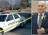 Hero school crossing guard, 88, is killed pushing children out of the way of a 'distracted driver'