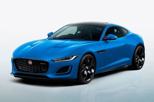 Jaguar goes on a Reims run with the F-TYPE coupe