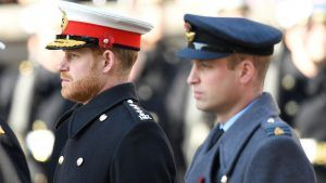 Why Prince Harry will wear something different to Prince William for Prince Philip's funeral