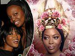 Naomi Campbell portrays a goddess in Pat McGrath Labs campaign