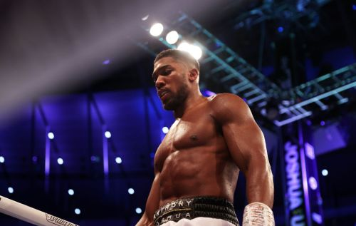 Anthony Joshua's search for a new trainer: The names on AJ's shortlist ahead of possible split with Rob McCracken