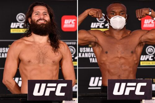 UFC 251 fight card: Three HUGE title fights taking place on Fight Island including Masvidal vs Usman this weekend