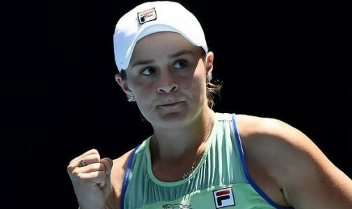 Ashleigh Barty through to Australian Open semi-finals with Petra Kvitova win
