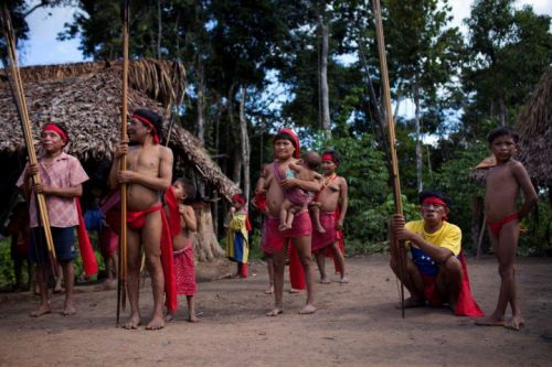 Remote Amazon tribe faces being wiped out after boy, 15, is infected with coronavirus