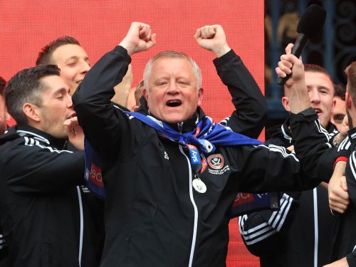 Sheffield United: 'This caps off an incredible season,' says Chris Wilder after beating Pep Guardiola and Jurgen Klopp to top boss award