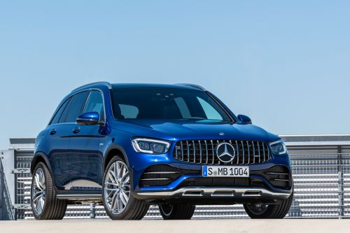 Updated 2019 Mercedes-AMG GLC 43 range launched