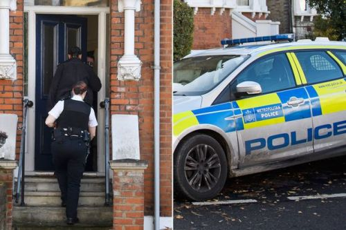 Balham 'murder': Man, 66, charged with killing wife found dead at London home