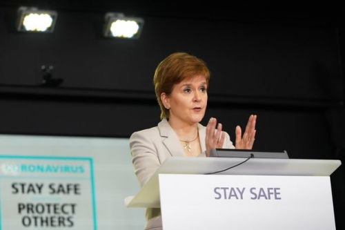 Coronavirus Scotland: 47 new cases as First Minister issues house party warning