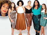 Amanda Seales is leaving The Real after six months saying the show lacked 'black voices at the top'