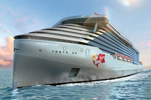 Virgin's new cruise ship Scarlet Lady to offer quirky experiences for passengers