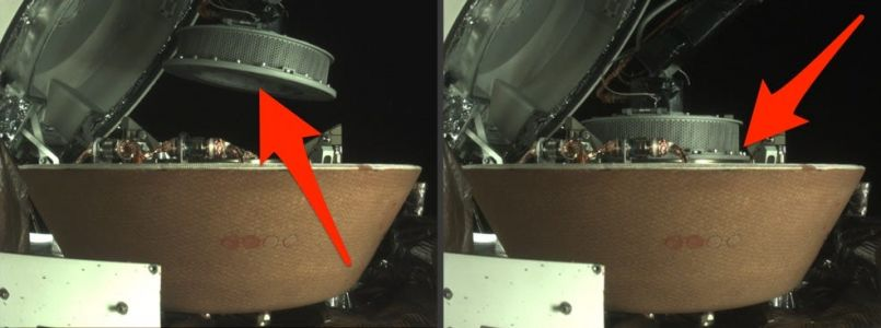 NASA's asteroid-blasting spacecraft has stored over 2 pounds of alien dust and rock to bring back to Earth