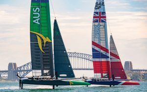 SailGP F50: On board the sailing equivalent of a Formula 1 racecar