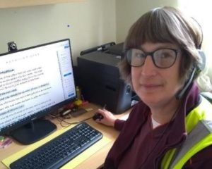 Online lessons keep adult learners supported in lockdown