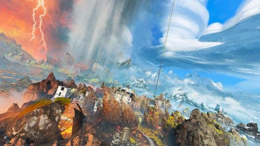 World's Edge has its sky restored in the Apex Legends map update