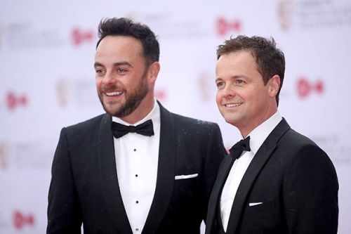 Who is the guest announcer on Ant and Dec's Saturday Night Takeaway this week?