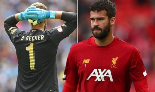 Liverpool coach offers Alisson injury update as Reds' goalkeepers rule revealed