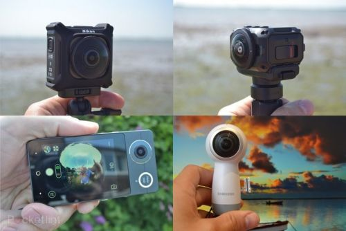 Best 360 cameras 2019: The best VR and 360 cameras, no matter your budget