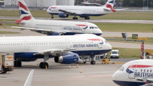British Airways Pilot Strike Sparks 'Large Number Of Delays And Cancellations'