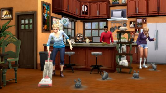The Sims 4 just got another, extra-tiny class of DLC
