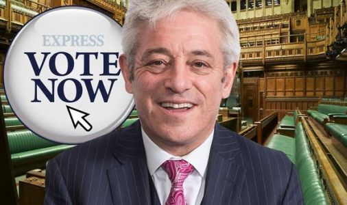 House of Lords POLL: Should former Speaker John Bercow be handed seat in the Lords? VOTE