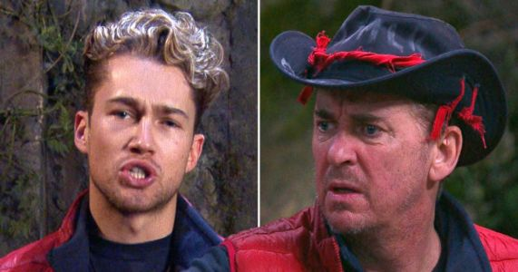 I'm A Celebrity 2020: Shane Richie jokingly throws pans after being replaced by AJ Pritchard as cleaner