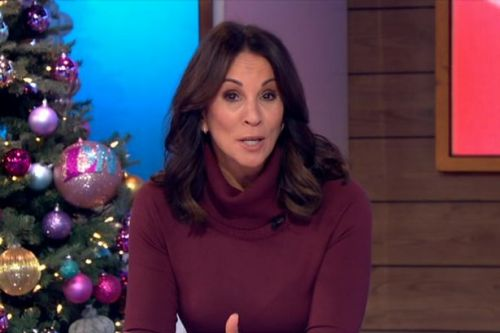 Andrea McLean opens up on why she dramatically quit Loose Women