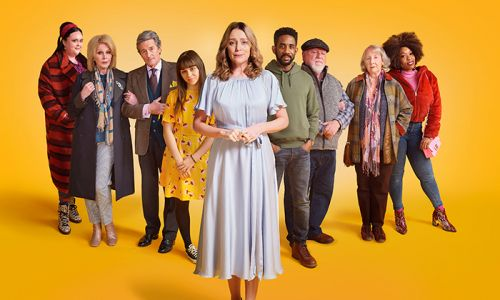 Meet the cast of Keeley Hawes' new drama Finding Alice