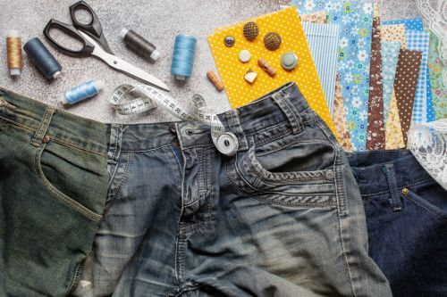 Save cash and the planet by repairing your old clothes with our top tips