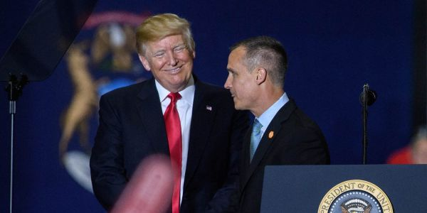 Trump wants to start a new super PAC headed by former campaign manager Corey Lewandowski, report says