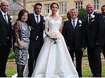 Peter Andre shares stunning glimpse of wedding to EmilyMacDonagh to mark their fifth anniversary