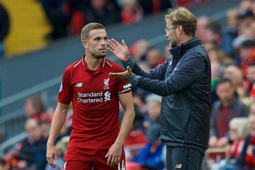 Jordan Henderson details the conversation with Jurgen Klopp that changed his role