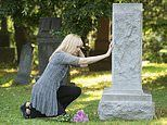 Son reveals his mother had 'ADULTERER' carved onto her cheating husband's headstone