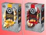 Your favourite Red Rock Deli chips now come in CRACKER form
