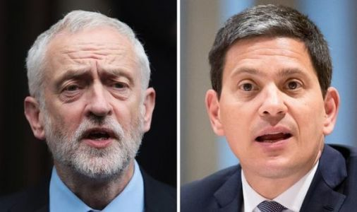 Labour civil war: Corbyn savaged by Miliband for trying to 'wreck' Starmer's leadership