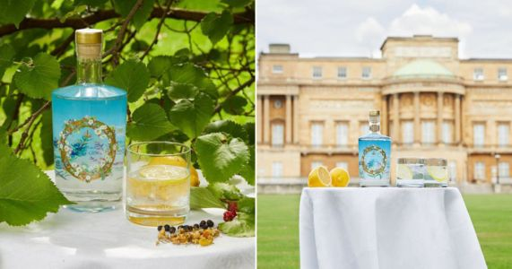 You can now buy Buckingham Palace gin made with ingredients from the Queen's garden