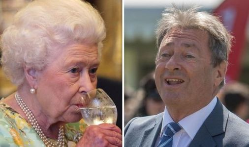 Queen's hilarious Alan Titchmarsh confession exposed: 'You've pleased A LOT of women'