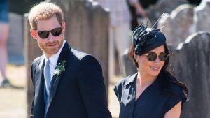 Are Prince Harry and Meghan Markle launching their own fashion line?