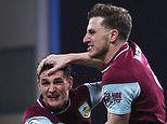 Burnley 3-2 Aston Villa: Chris Wood's late header seals superb comeback win for rejuvenated Clarets
