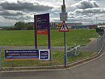 Chaos as parents argue over parking spaces on 'UK's busiest school run'