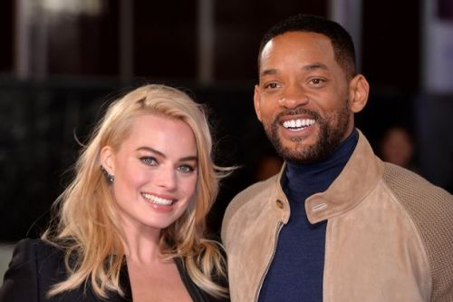 Margot Robbie trends on Twitter after Will Smith's bombshell interview