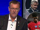 Matt Le Tissier claims Man United were made to pay for being too defensive in draw with Southampton