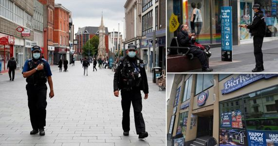 Leicester drinkers escaping lockdown banned from pubs in neighbouring city