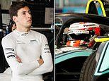 Sportsmail goes behind the scenes as Formula E heads to Berlin to see the future of motorsport