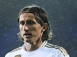 Luka Modric opens door to playing in Serie A as Real Madrid star prepares to become a free agent